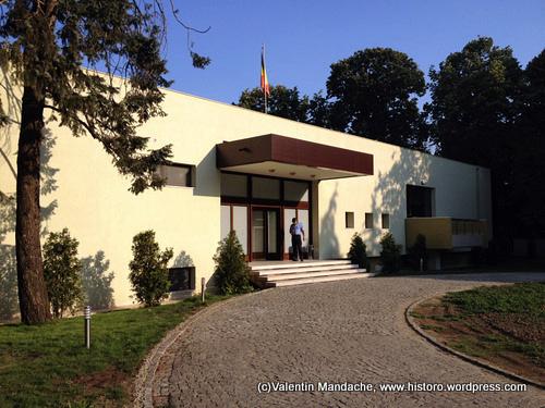 Vila Dante Valentin Mandache Istoric De Arhitectura