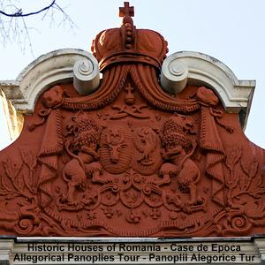Historic Houses of Romania - Case de Epoca architectural tour