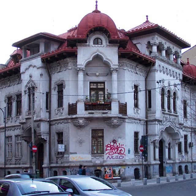 Casa Boteanu, cum arata astazi.