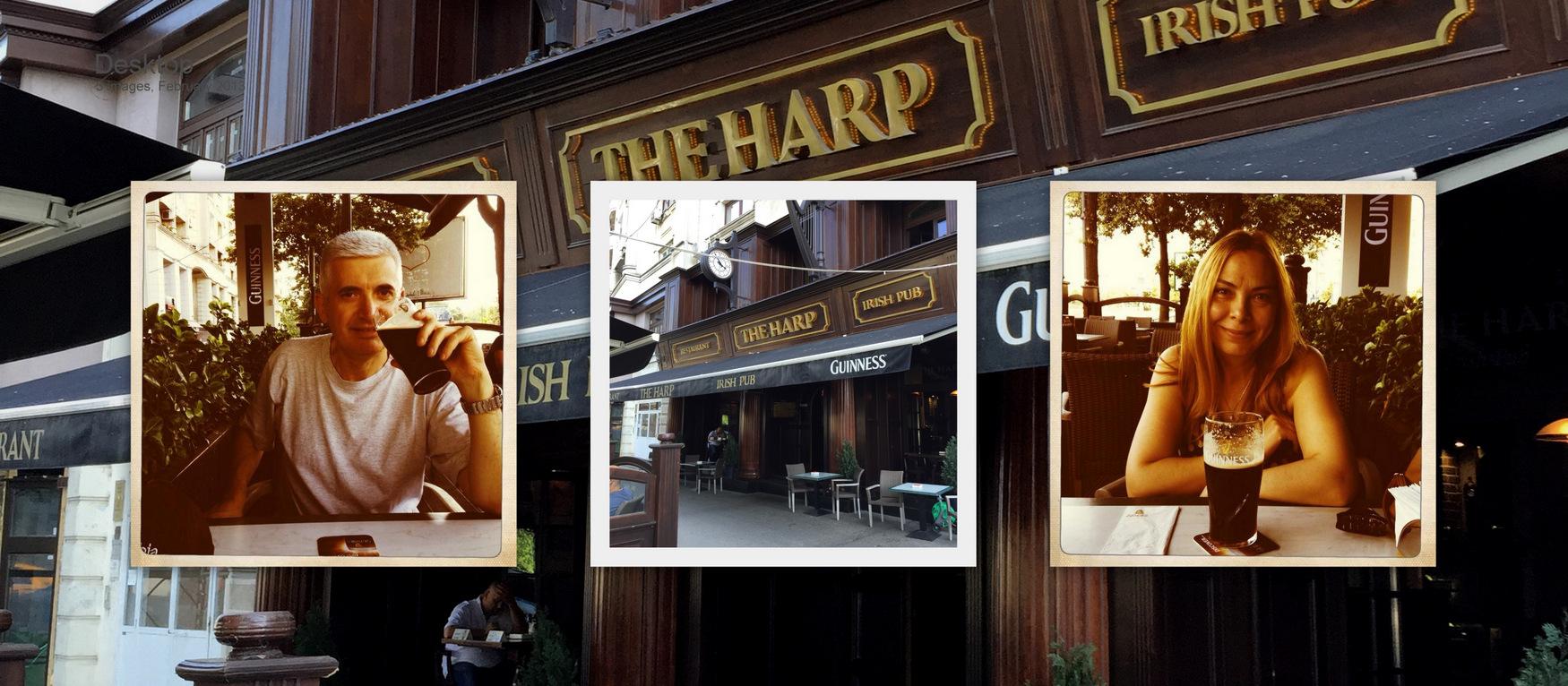 Historic Houses of romania - Case de Epoca drinks event, la pub-ul The Harp, joi 6 august, de la 18.30h