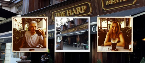 Historic Houses of romania - Case de Epoca drinks event, la pub-ul The Harp, joi 6 august, de la 18.30h