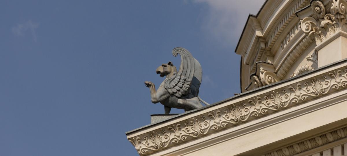 Tur: arhitectura zonei Ateneului - Sambata 19 August