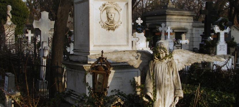 Tur in cimitirul Belluortodox