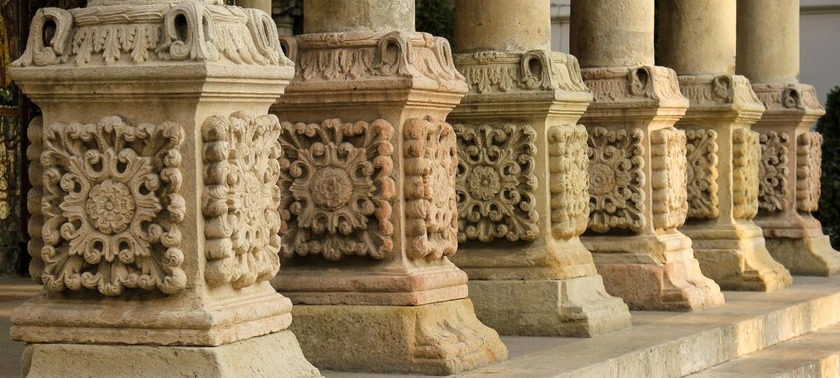 Tur: Stilul arhitectural valah (brancovenesc) - luni 28 mai
