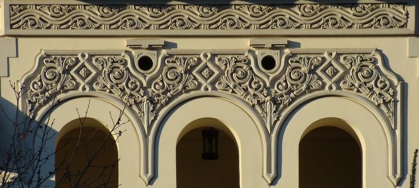 Tur: zona Kiseleff & stilul neoromanesctarziu