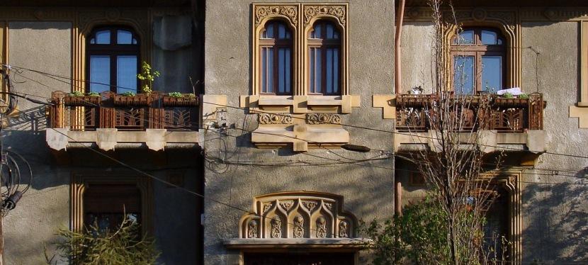Tur: Stilul Art Deco al zoneiDomenii