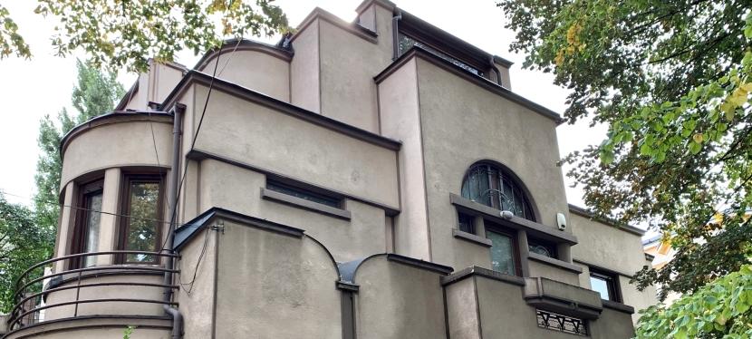 Tur: Stilul Art Deco al cartieruluiDomenii